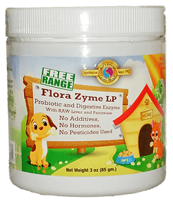 Flora Zyme - 3oz - The Best Bird Food