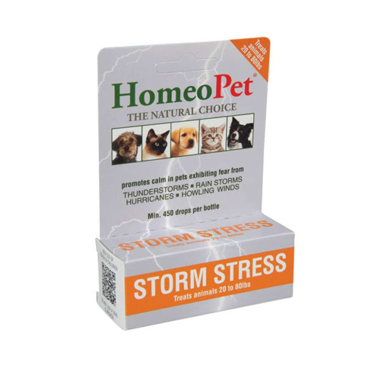 Storm Stress - Pets 15ml (Approx. 450+ drops per bottle)