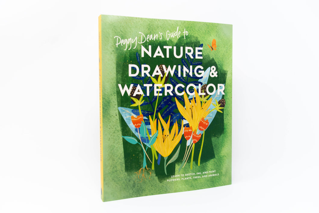 Nature Drawing and WatercolorPeggy Dean