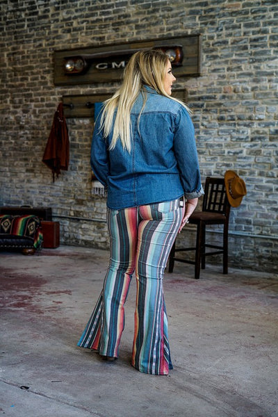 The Morocco - serape pants