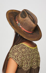 The Belle Starr Hat (READY TO SHIP 8/6)