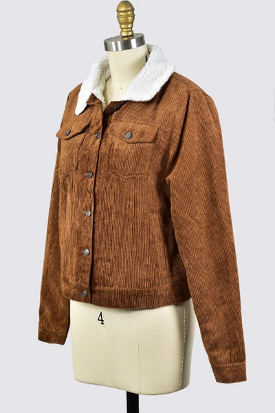The Cognac Jacket