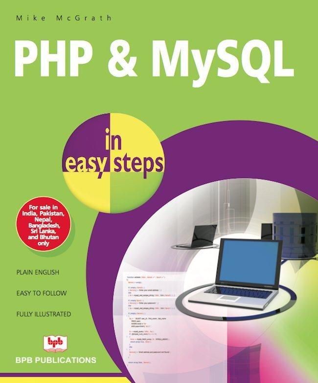 PHP & MySQL In Easy Steps By Mike Mc Grath