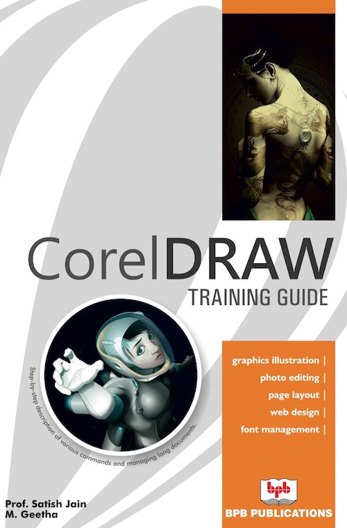 CorelDRAW Training Guide.