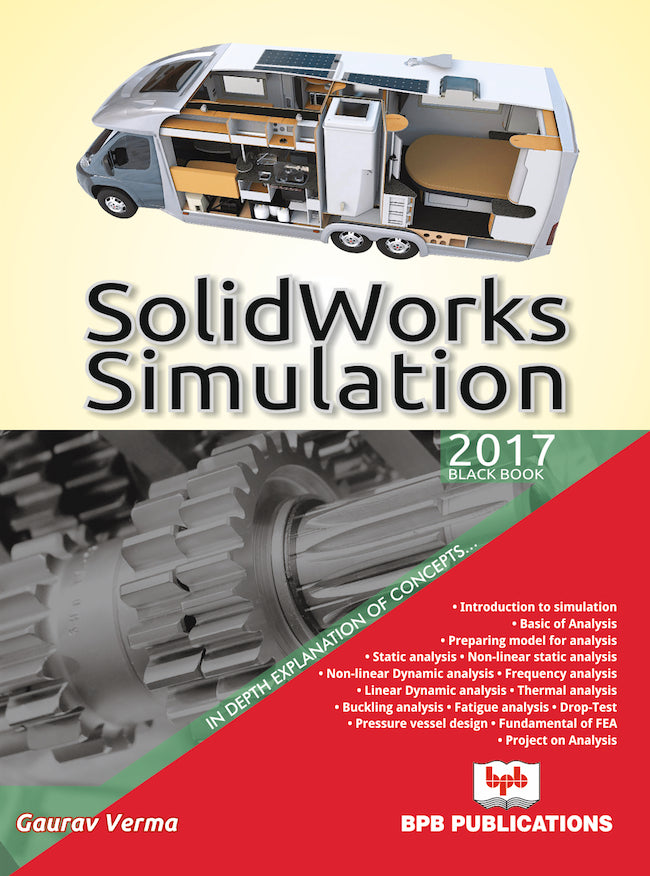 Solidworks Simulation 2017 Black Book
