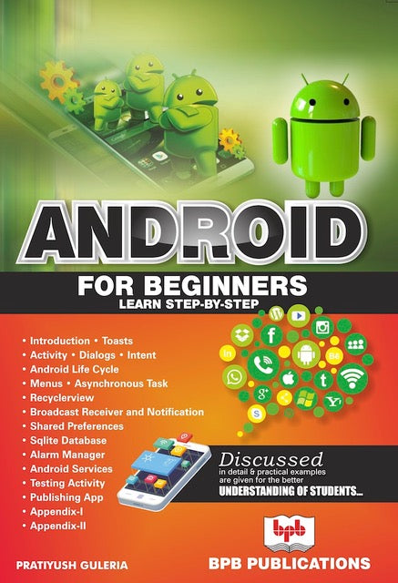 Android for Beginners :Learn Step-by-Step