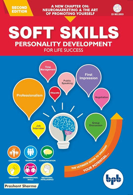 Soft Skills: Personality Development for Life Success (With CD)