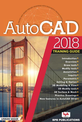 AutoCAD 2018 Training Guide