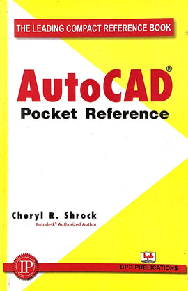 Autocad Pocket Reference  By Cheryl  R. Shrock