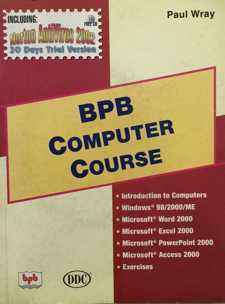 BPB Computer Course By Paul Wray