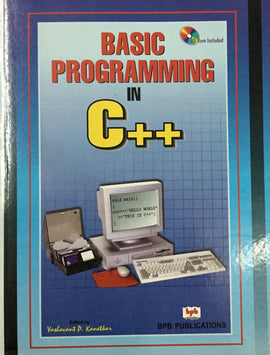 Basic Programming in C++ By Yashavant P. Kanetkar