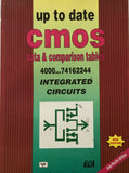 Up-To-Date CMOS 4000 Data and Comparison Tables 4000…74162244 integrated Circuits by BPB