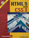 HTML5 and CSS3 Made Simple By IVAN Bayross