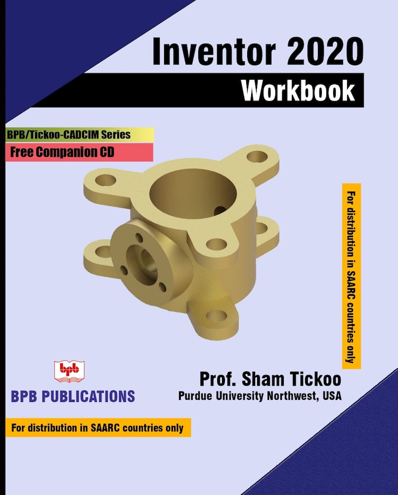 Inventor 2020 Work Book