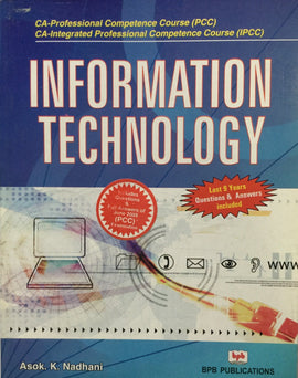Information Technology By Asok. K. Nadhani