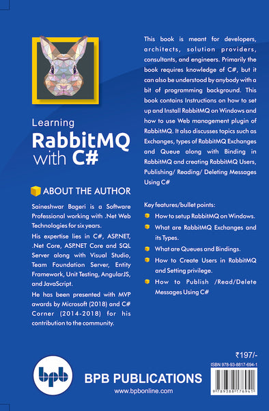 Learning RabbitMQ With C#