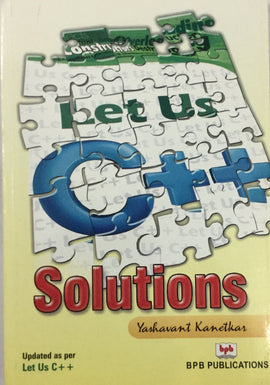 Let Us C++ Solutions By Yashavant Kanetkar