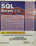 Learn Microsoft SQL Server 7.0 By Jose Ramalho
