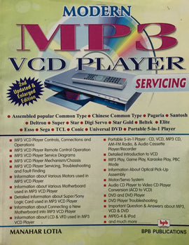 Modern MP3 VCD Player Servicing ( IN Hindi ) by Manahar Lotia