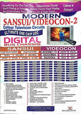 Modern Sansui/Videocon Colour TV Circuits 2007 Edition by Manahar Lotia