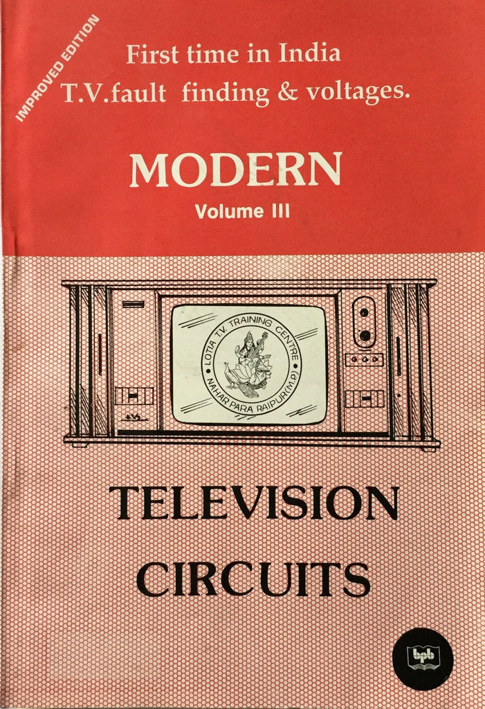 Modern Television Circuits Vol. 3 by M. Lotia