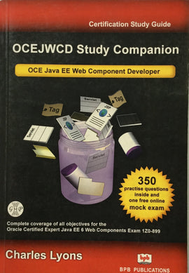 OCEJWCD STUDY COMPANION BY CHARLES LYONS