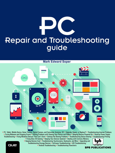 Pc Repair And Troubleshooting Guide By Mark Edward Soper