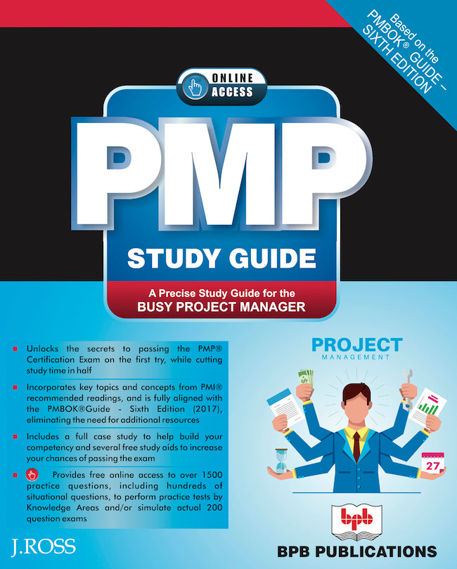 PMP Study Guide - Based on PMBOK Guide 6th Edition