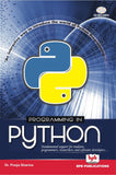 Programming In Python By Dr. Pooja Sharma