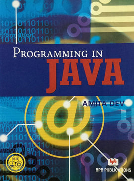 Programming In Java By Amita Dev