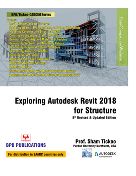 EXPLORING AUTODESK REVIT 2018 FOR STRUCTURE