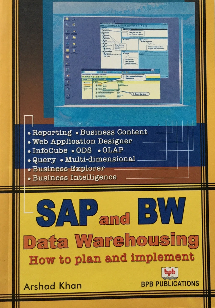 SAP AND BW DATA WAREHOUSING BY ARSHAD KHAN
