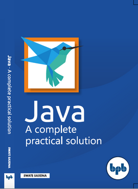 Java- A complete Practical Solution