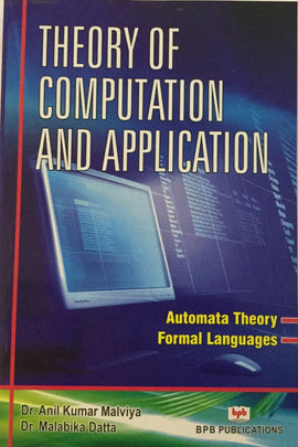 Theory Of Computation And Application (Automata Theory, Formal Languages)