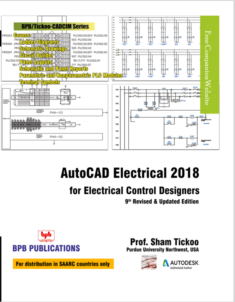 Cpt Autocadd Symbol Wiring Diagram Autocad Electrical For Control Designers Revised Updated Edition 799x1024