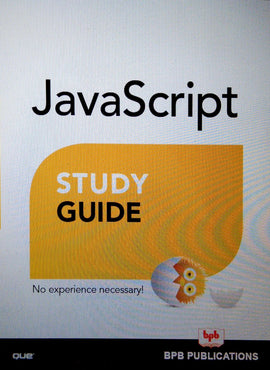 JavaScript Study  Guide By Kirupa Chinnatharmbi