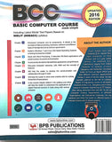 Basic Computer Course Made Simple (BCC) 3rd Revised And Updated Edition By Prof. Satish Jain, Dr. Shalini Jain, M. Geetha