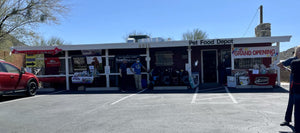 cave creek location store front