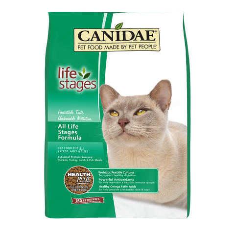 Canidae Life Stages All Life Stages Formula Dry Cat Food