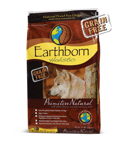 Earthborn Primitive Natural - Adult Dog Food