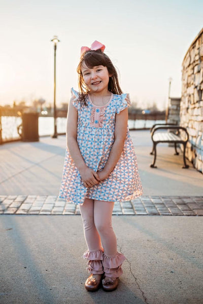 Springtime Daisies Pretty Pearl Dress