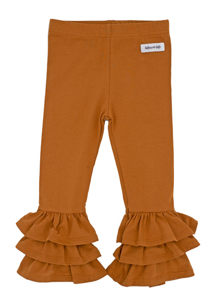 Ginger Rosie Ruffle Pants