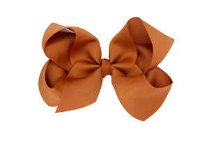 Glazed Ginger Bestie Bows
