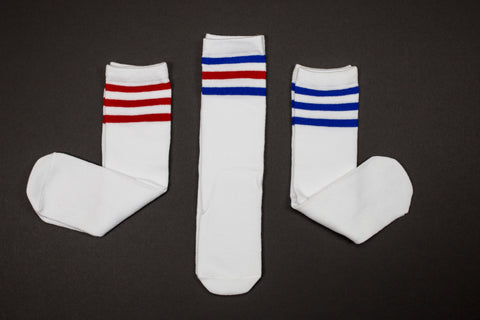 Baseball Striped tube socks