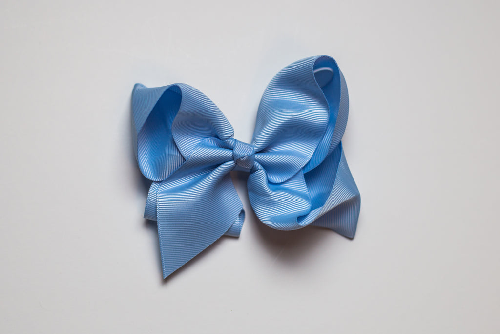 "6"" Bestie Bows--9 colors to choose from!"