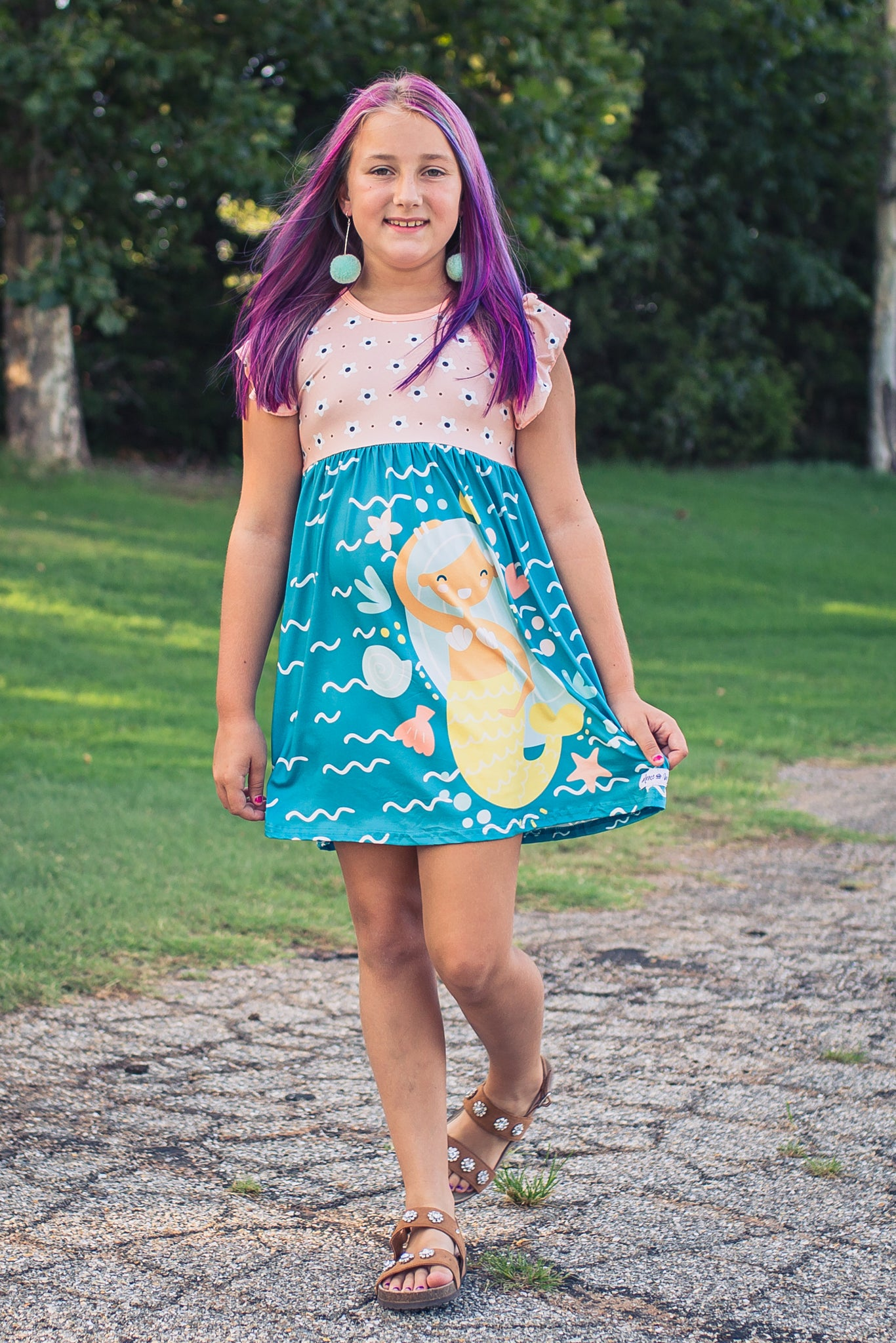 Surprise Mermaid Dress