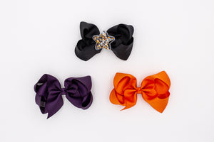 Halloween Flasher Bestie Bow