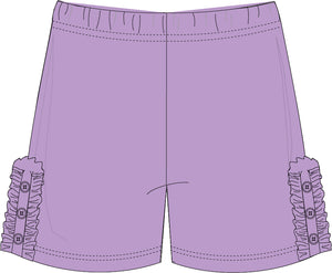 LAVENDER Bettie Buttons Shorties PRE-SALE
