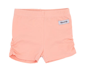 Peach Ava Ruched Undershorties