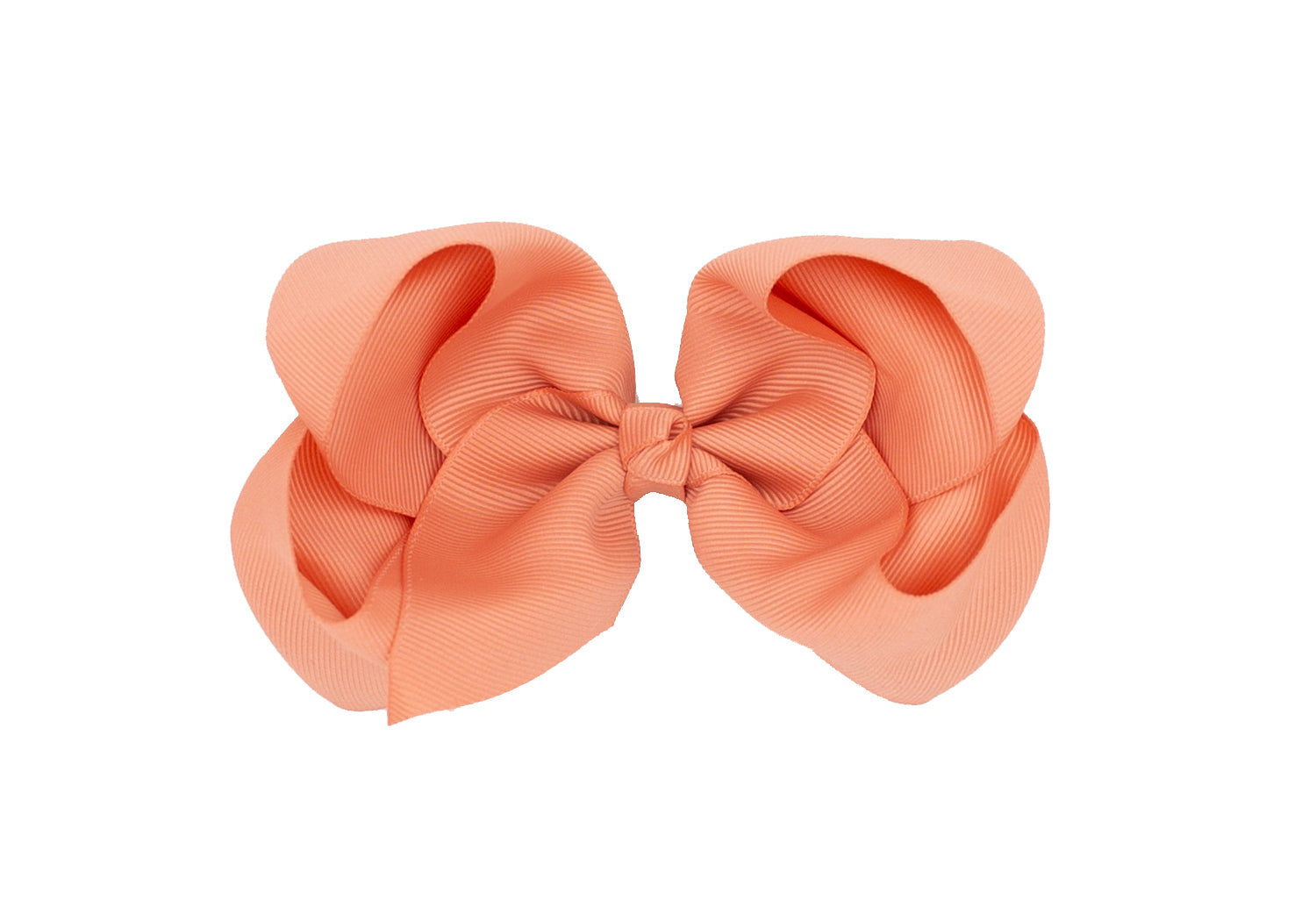 Tawny Orange Bestie Bows